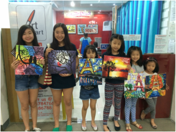 art smart marikina and 500 shaw zentrum
