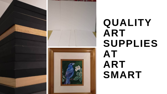 Quality Art Supplies Available at Art Smart