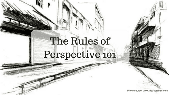 The Rules of Perspective 101